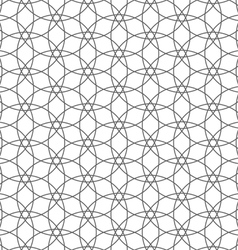 Delicate seamless pattern vector image vector image