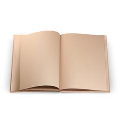 Sketchbook vector image vector image