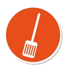 Kitchenware tool isolated icon vector