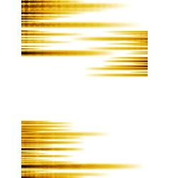 Bright grunge stripes design vector image