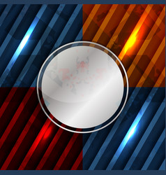 abstract stripe background vector image vector image
