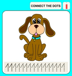 0915 2 connect the dots v vector