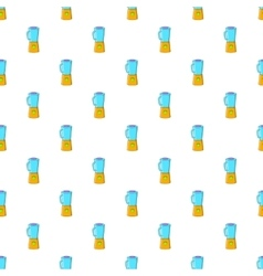 Blender pattern cartoon style vector