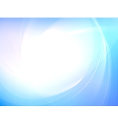 Abstract smooth light curves eps 10 vector