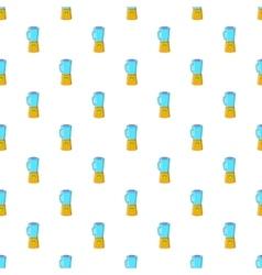 Blender pattern cartoon style vector