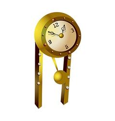 icon Clock vector image vector image