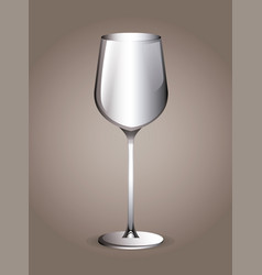 Wine glassware cup image vector