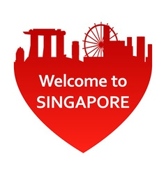 Singaporew vector