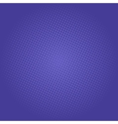 Dots on lilac background pop art background vector
