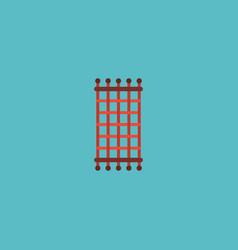flat icon needlework element vector image vector image