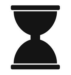 Cursor click loading icon simple black style vector