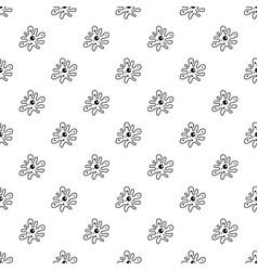 Amoeba pattern vector