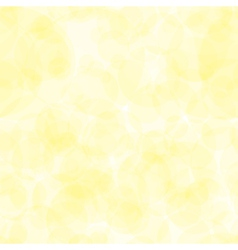 Bright yellow translucent pattern vector
