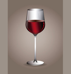 Wine beverage glassware image vector