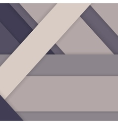 Background in Material Design Style vector image vector image