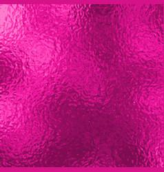 Metallic foil texture vector