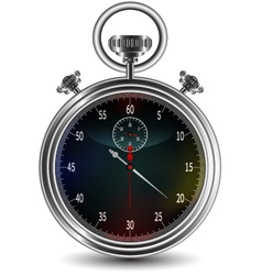 Design of stopwatch vector