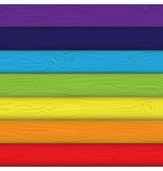 Colourful boards Background vector image