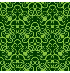 decorative wallpaper vector image
