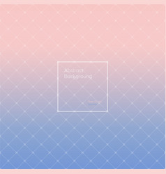 Gradient rose quartz and serenity colored vector