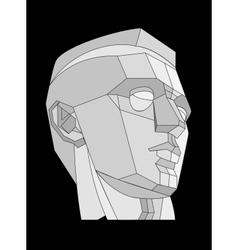 The head vector