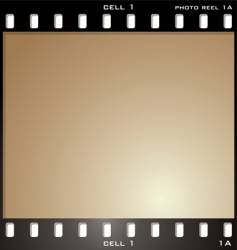 photo cell brown vector image