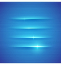 Glowing Stripes Background vector image