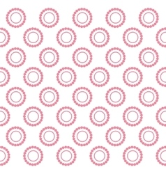 Circles wallpaper background design vector