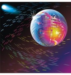 disco vector image