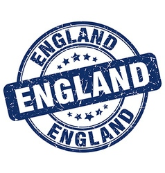 England stamp vector