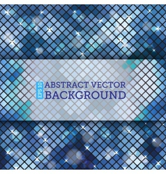 Rhombus Abstract Background vector image vector image