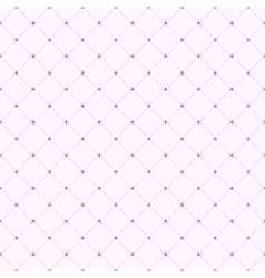 Geometric simple pattern - seamless background vector