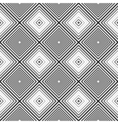 Geometric optical shapes pattern vector