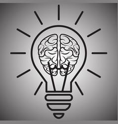 get an idea vector image