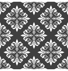 Retro ornamental seamless pattern vector image vector image