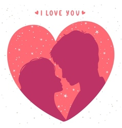 Lovers vector