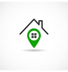 House tag vector