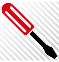 Screwdriver icon vector