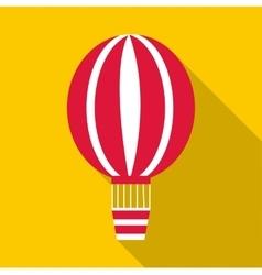 Balloon icon flat style vector
