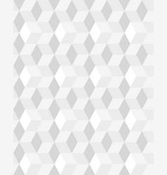 Gray rhombus seamless vector