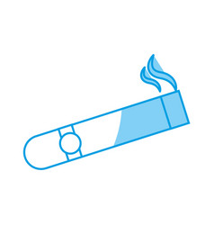 Cigarette icon image vector