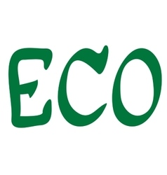 Word eco vector