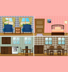 Rooms vector