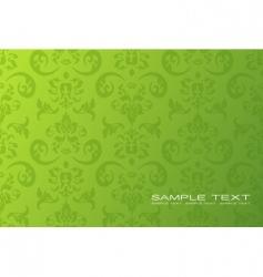 wallpaper flower background vector image vector image