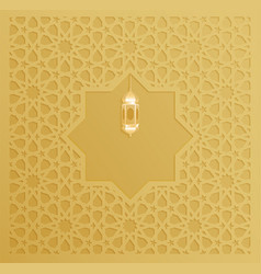 Ramadan gold backgrounds ramadan kareem vector