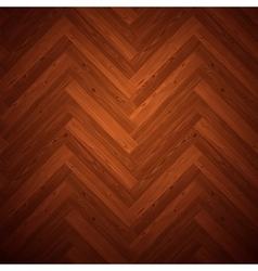 Herringbone parquet dark floor pattern vector