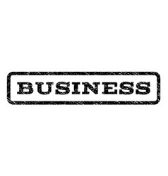 Business watermark stamp vector