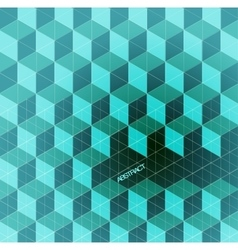Abstract background retro mosaic vector