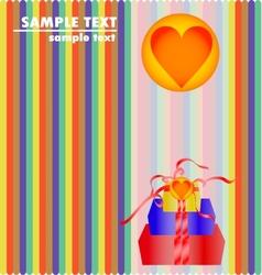 feminine background vector image