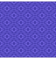 Seamless texture on blue element for design vector